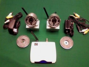 AgWatch 2-Camera Wireless Kit