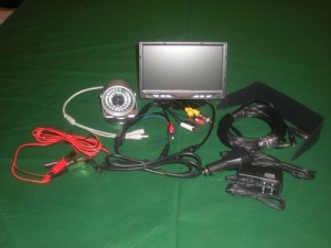 AgWatch 1 Camera Agricultural Monitoring System-Back Up Camera