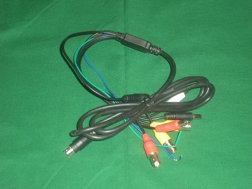 Wiring harness for AgWatch 7 inch Monitor