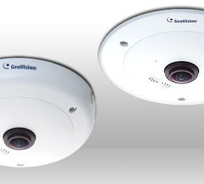Fisheye IP Camera