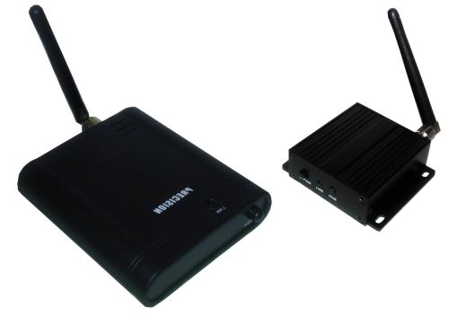 2.4 GHZ Wireless Transmitter/Receiver Kit